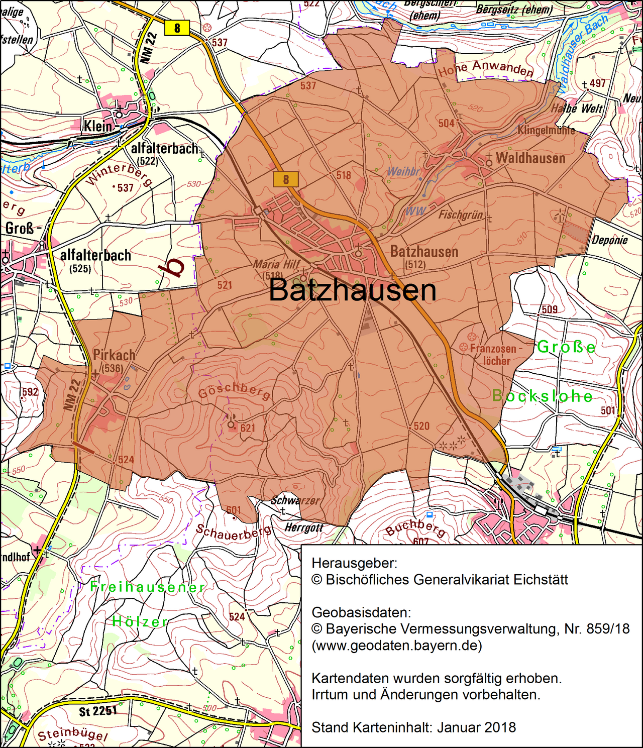 Pfarrei Seubersdorf